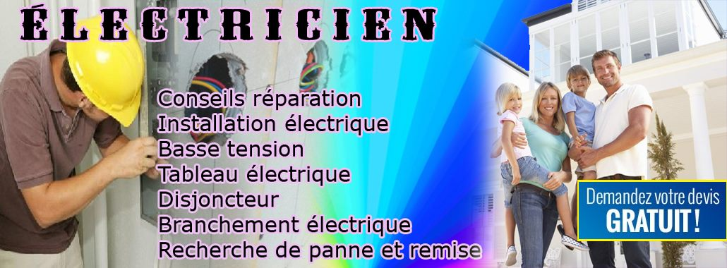 Urgence 7h à 23h30 electricien batiment Paris 7 - 01.42.79.39.75 ren Paris 7 01.42.79.39.75